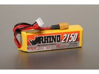 Rhino 2150mAh 14.8v Lipo 4S Paquete 30C