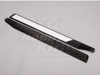 690mm TIG de fibra de carbono de Z-armadura de láminas principales