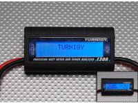 Turnigy 130A Medidor de vatios de potencia y analizador