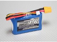 Turnigy 1600mAh 20C 2S Losi Mini SCT Pack (Parte LOSB1212)