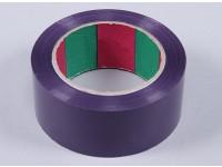 Ala cinta 45mic x 45 mm x 100 m (ancho - púrpura)
