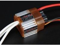 Controlador de velocidad Turnigy Dlux 40A SBEC sin escobillas w / Registro de Datos