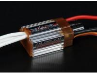 Controlador de velocidad Turnigy Dlux 55A SBEC sin escobillas w / Registro de Datos