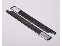 325mm Hojas de fibra de carbono TIG