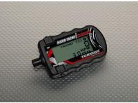 Turnigy de hojas múltiples micro tacómetro