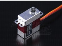 Turnigy ™ TGY-306g ultra rápido / alto par DS / MG Aleación Entubado Servo 3 kg / 0.06sec / 21g