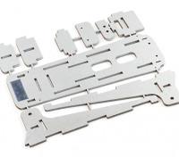 Durafly® ™ EFXtra - FPV Canopy/Hatch (Kit)