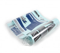 Avios Grand Tundra - Sticker Set (Blue/Silver)