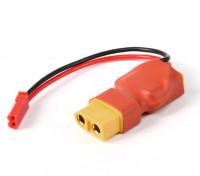 Adaptador de corriente JST hembra en línea - XT60