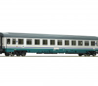 Roco/Fleischmann HO Scale 2nd Class Passenger Carriage Type XMPR FS