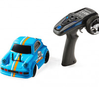 1/24 Mini Q Cartoon Car - Blue