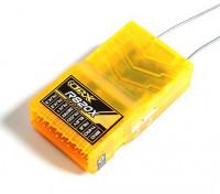 OrangeRx R820X V2 8Ch 2,4 GHz DSM2 / DSMX Comp Rx de gama completa w / Sat, Div Hormiga, F / Safe & SBUS