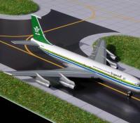 Gemini Jets Saudi Arabian Airlines Boeing 707-368B HZ-ACG 1:400 Diecast Model GJSVA028