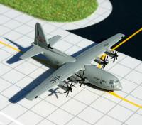 "Gemini Jets United States Air Force (USAF) ""Flying Jennies"" - Keesler AFB Lockheed C-130J 48152 1:400 Diecast Model GMUSA011"