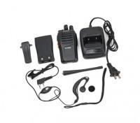 Baofeng BF-666S portátil de radio de dos vías 5W 16 canales UHF Transceptor