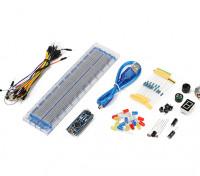 Kit Básico de Funduino Nano experimentador