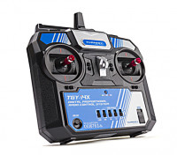 FS-I4X 4CH Modo de radio 1