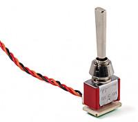 interruptor de posición de 2 vías para FS-I4x (actuador largo)