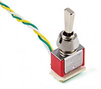interruptor de posición de 2 vías para FS-i4X (corto actuador)