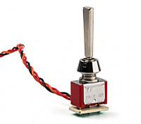 interruptor de posición de 3 vías para FS-i4X (actuador largo)