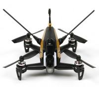 Walkera Rodeo 150 FPV aviones no tripulados (RTF) (Negro / Oro) (Modo 2) (enchufe de la UE)