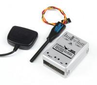 ARKBIRD piloto automático 2.0 Lite es un piloto automático de alta precisión diseñado para de ala fija