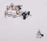 Vinculación tapón D2.1mm (10sets)