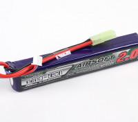 Turnigy nano-tech 2000mah 2S 15 ~ 25C Lipo AIRSOFT Paquete