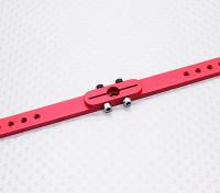 Deber pesada 4.5in aleación de Pull-Tire brazo de Servo - Futaba (rojo)