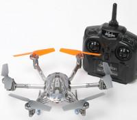 Walkera QR Y100 Wi-Fi FPV Mini Hexacopter IOS y Android compatible (Modo 1) (listo para volar)