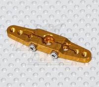 brazo del servo aleación para 46mmxM3 coche (HiTec)