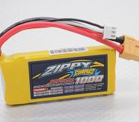 ZIPPY Compacto 1000mAh 2S Lipo 25C Paquete