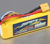 Lipo 25C Paquete ZIPPY Compacto 1500mAh 4S