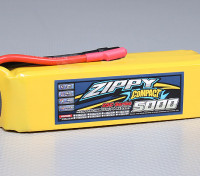 ZIPPY Compacto 5000mAh 6S Lipo 25C Paquete
