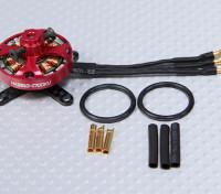 HD2910-1700KV interior / Perfil / F3P Outrunner Motor