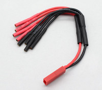 JST de 4 x 2 mm de bala Multistar ESC Quadcopter fuerza de arranque de cable