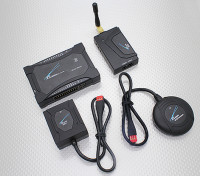ZeroUAV YS-X6-P 10 waypoint del piloto automático del sistema de control de vuelo GPS