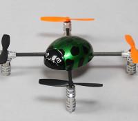 Mariquita de Walkera QR V2 Ultra Micro Quadcopter RTF (Modo 1)