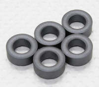 Soft 16x7x9 anillos de ferrita (5 piezas)