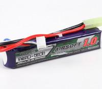 Turnigy nano-tech 1000mAh 3S 20-40C Lipo AIRSOFT Paquete