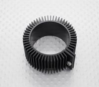 El Dr. Mad empuje Serie-Aleación del disipador de calor del motor para el motor tamaño de 29,5 mm