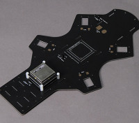 """SK450 Dead Cat """"desfibrilador"""" potencia y una placa de distribución de A / V y Power Shield"""