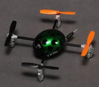 Mariquita de Walkera QR V2 FPV Ultra Micro Quadcopter w / DEVO F4 RTF (Modo 1)