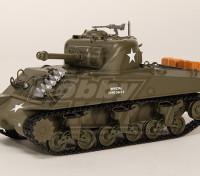 US-M4A3 Sherman Medio RC Tanque RTR w / Tx