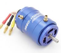 Turnigy AquaStar 3660-1700KV refrigerado por agua motor sin escobillas
