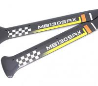 3D láminas principales para Blade 130X (2 piezas) con Winglet