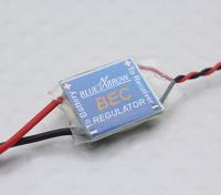 Salida de flecha azul Ultra Micro regulador de voltaje automático 5V / 1A DC