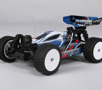 Turnigy 1/16 4WD Brushless Racing Buggy w / Power System 25A y 2,4 GHz Radio (RTR)