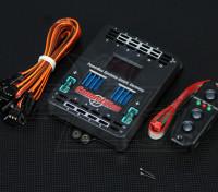 PowerBox Competencia w / interruptor del sensor (OLED Version)
