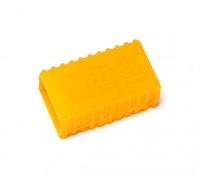 Cubierta de protección de silicona OrangeRx para los receptores de satélite no